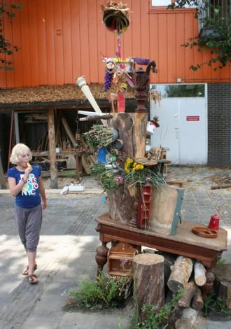 kinderkunstwerk kinderopvang Utrecht