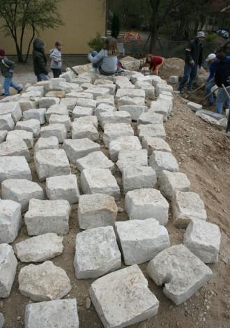 stenen uitzoeken